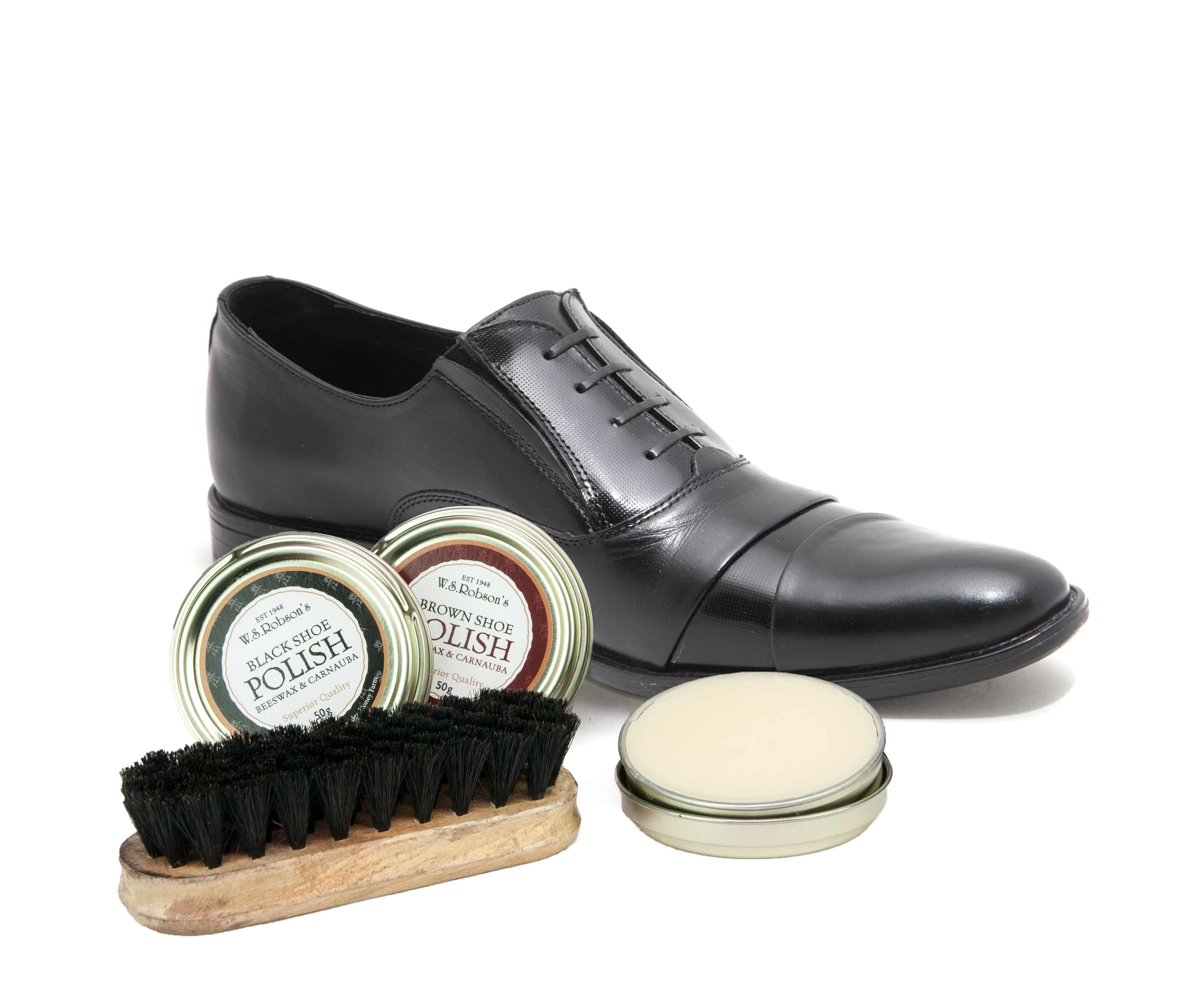 Best Beeswax Shoe Polish