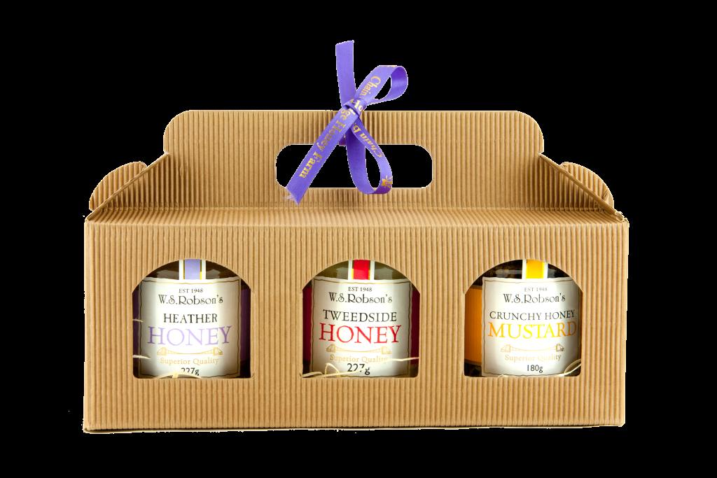 Honey Gift Pack Small Chain Bridge Honey Farm
