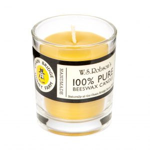 smallglass candle