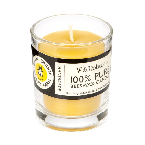 smallglass candle